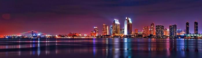 Downtown: San Diego