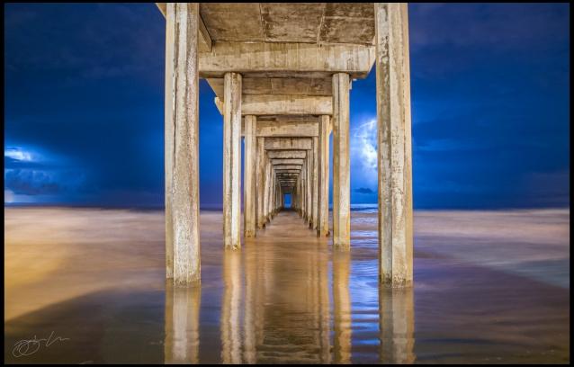La Jolla Pier: San Diego